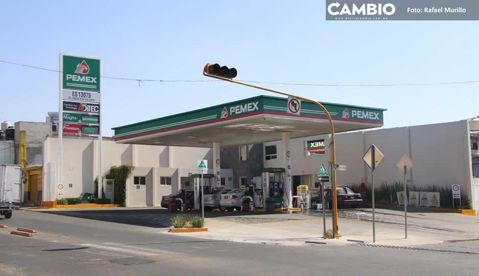 Gasolina en Puebla alcanzó el precio más alto en la historia de la CRE