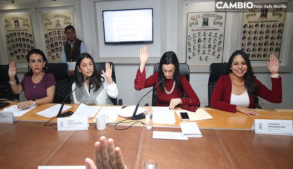 Aprueban en comisiones reforma para garantizar la transparencia en designación de jueces