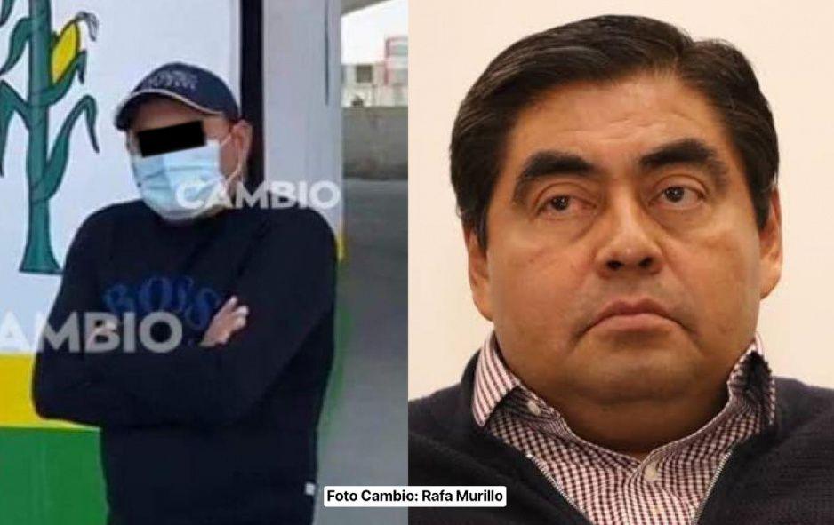 El Toñín se siente amenazado y perseguido por Barbosa (VIDEO)