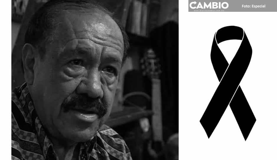 ¡Luto en el rock! Fallece el primer rockero de Puebla: Juan Guerra