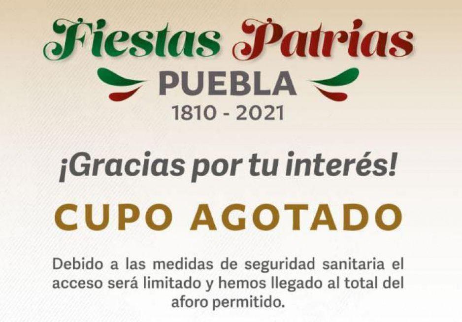 ¡CUPO AGOTADO! En 4 horas se terminan entradas para Fiesta Patria en Casa Aguayo