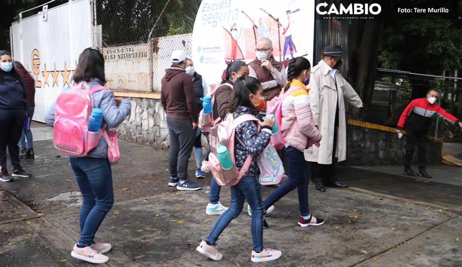 En la semana del regreso a clases, 19 escuelas detectan casos COVID: SEP