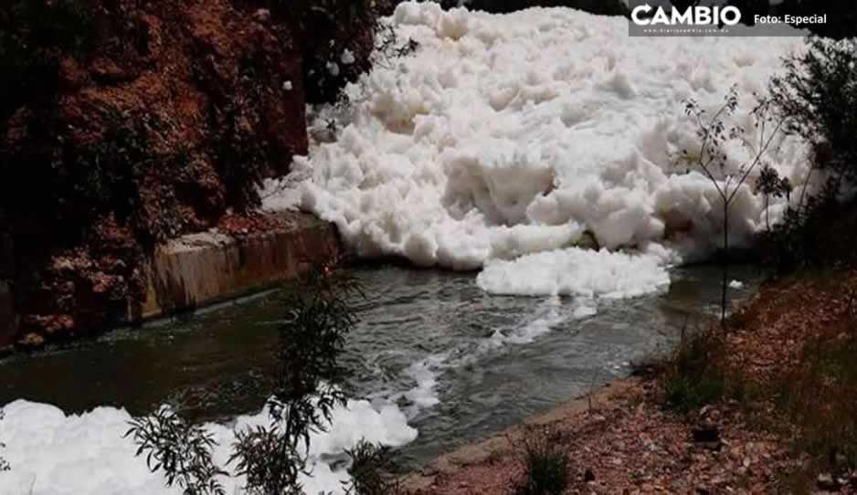 Gobierno ordena a Soapap clausurar empresas que arrojen desechos al Río Atoyac