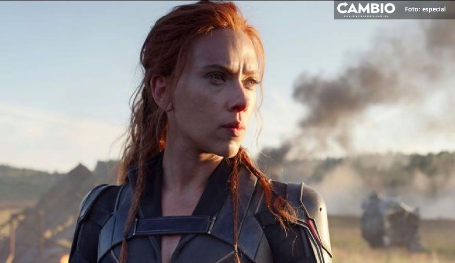 Scarlett Johansson denuncia a Disney por violación de contrato; no respeto exclusividad de Black Widow