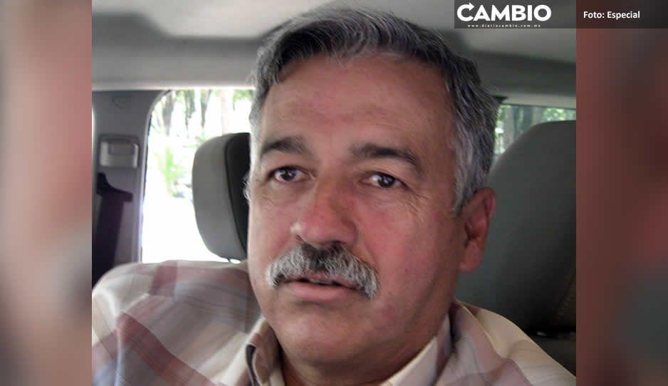 Marco Antonio Natale será el candidato del Verde y Morena a la diputación federal en Huauchinango