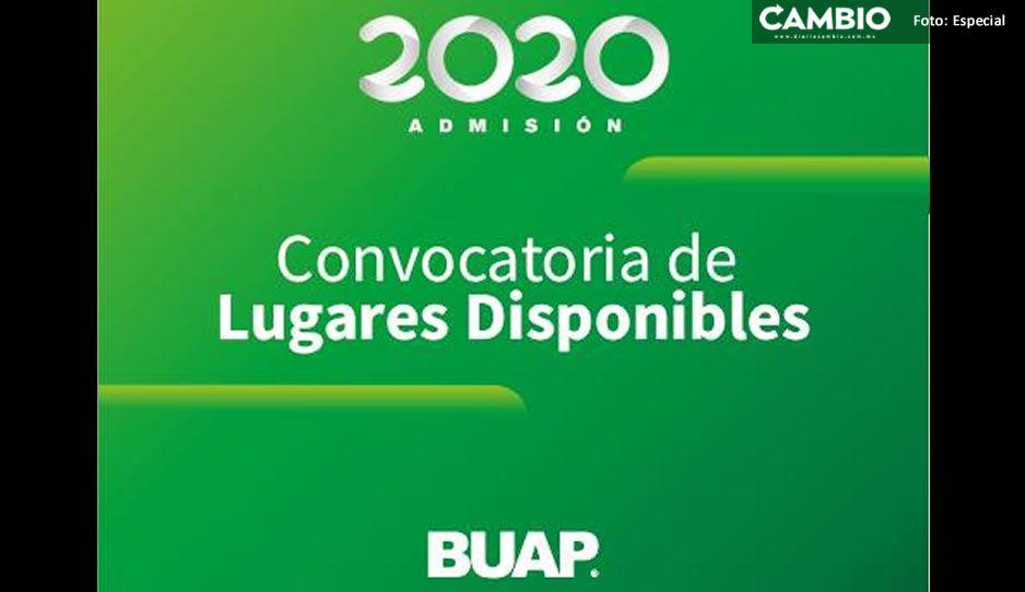 ¡Atención estudiantes! La BUAP lanza convocatorias de lugares disponibles