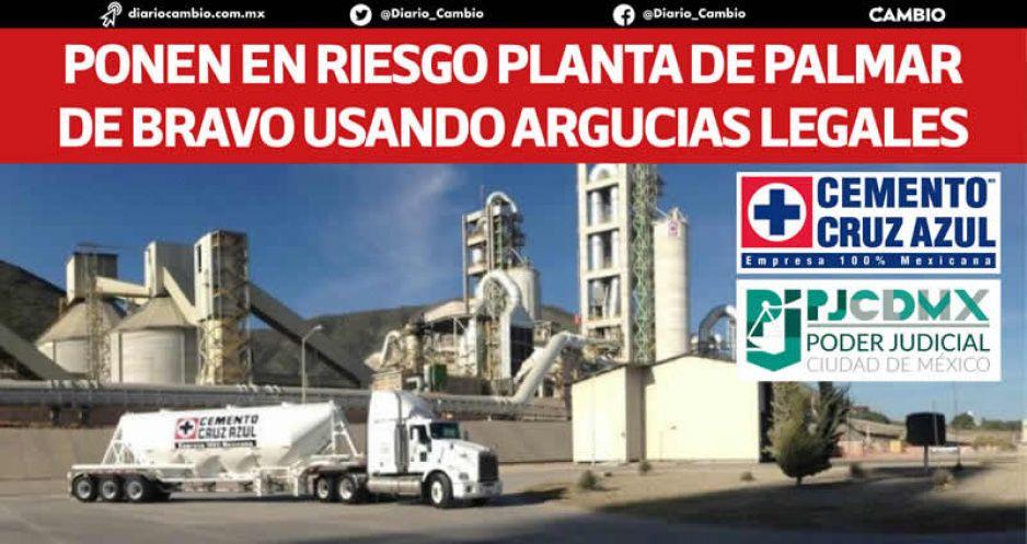 Mafia de jueces corruptos de CDMX desestabiliza cooperativa Cruz Azul (VIDEOS)
