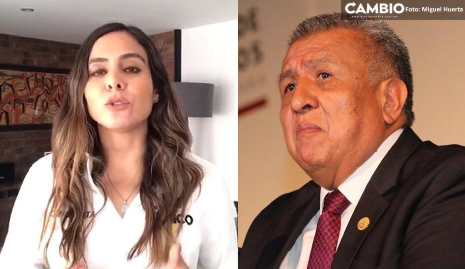 Beauregard se le va encima a Saúl Huerta: no puede reelegirse un investigado por abuso a un menor (VIDEO)