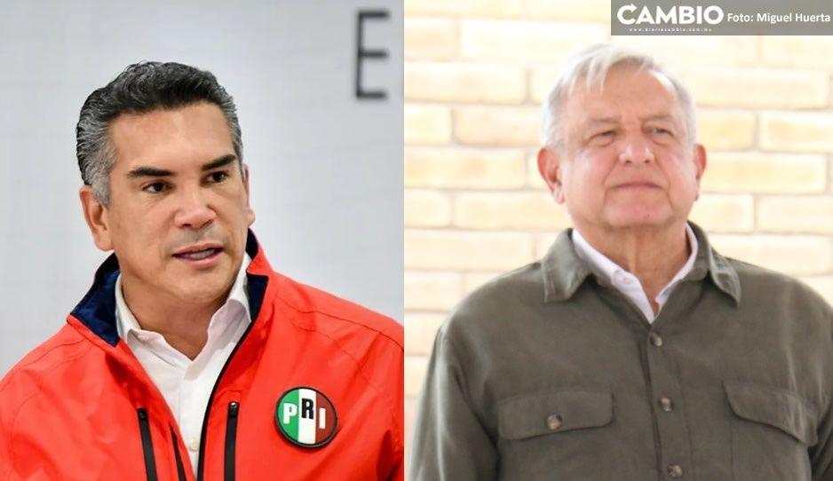 PRI le responde a AMLO: no descarta alianza con Morena