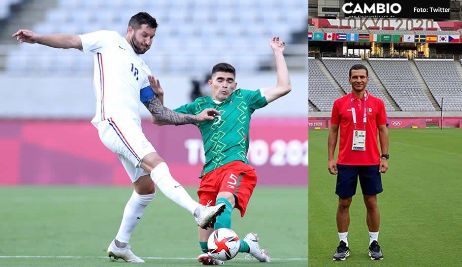 ¡Viene lo mejor! Jimmy ante el triunfo de México vs Francia en Tokio 2020