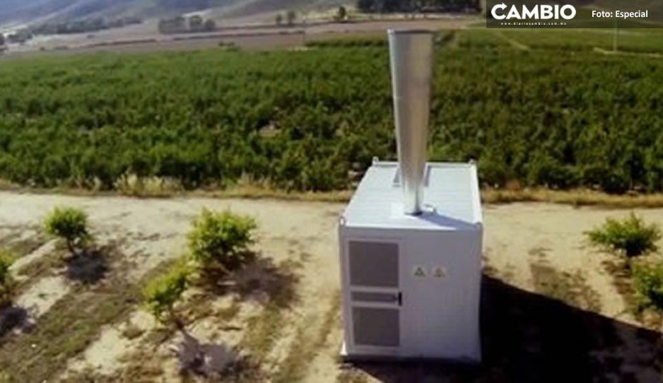 Pueblos Unidos en Defensa del Agua declararán ante FGE vs empresas que usan bombas antigranizo