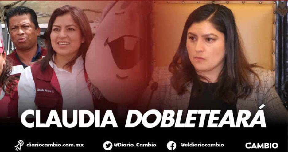 Alcaldesa de día, precandidata de noche: así quiere Claudia Rivera construir su reelección (VIDEO)