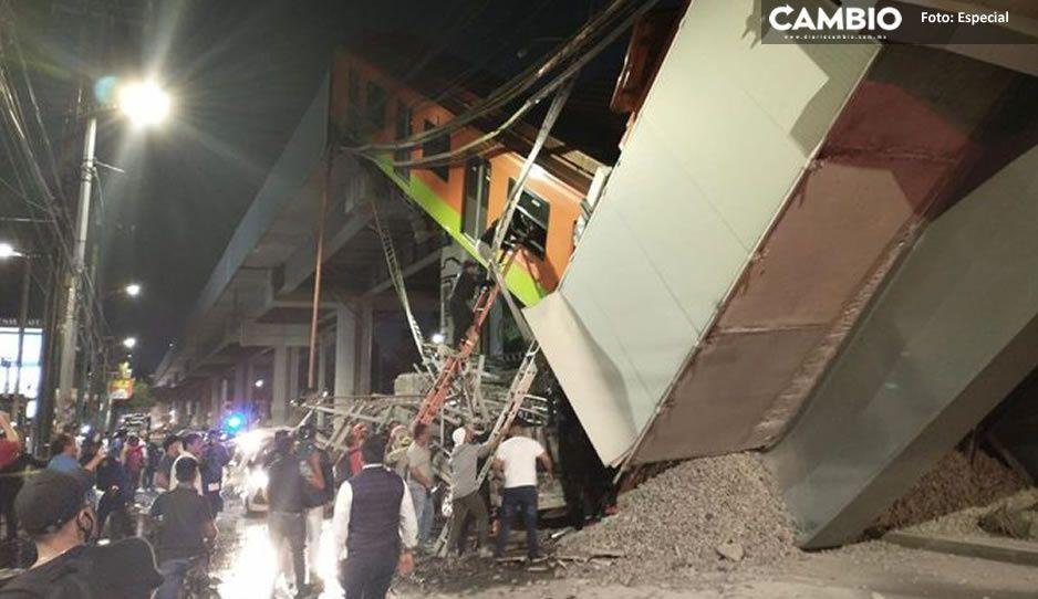 VIDEO: Así fueron los gritos de terror en la Línea 12 del Metro en la CDMX