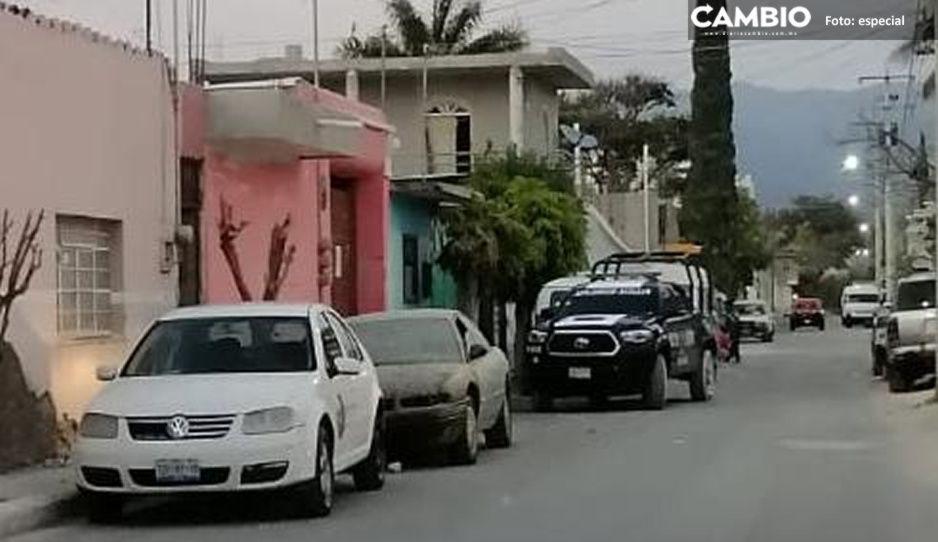 Niñito de cuatro años muere tras caer a una cisterna en Tehuacán