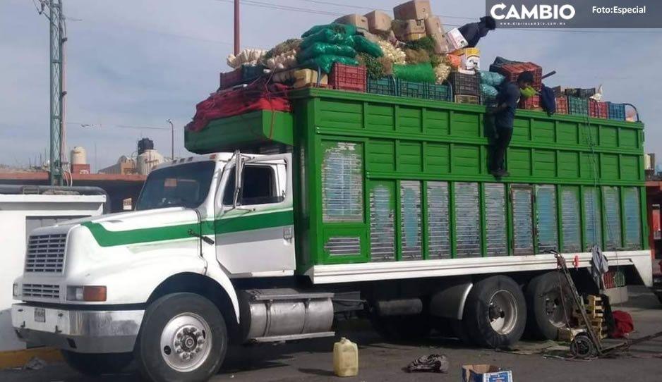 Desaparece conductor de camión acompañado de su esposa e hijo, se dirigían a Poza Rica