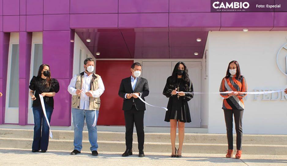 ¡Compromiso cumplido! Arriaga inaugura la Guardería DIF Xixitla en San Pedro