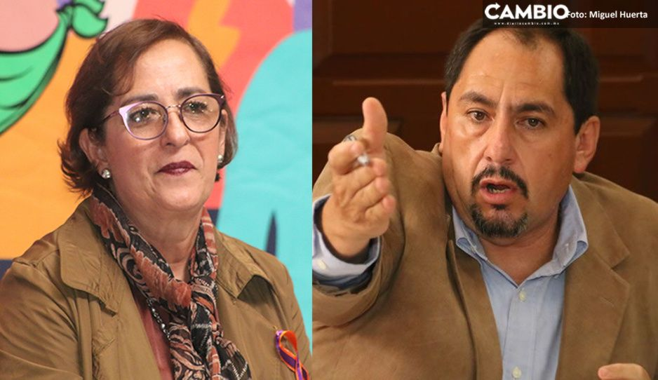 Regidor panista exige renuncia de Catalina Pérez por deslindarse del control de ambulantes