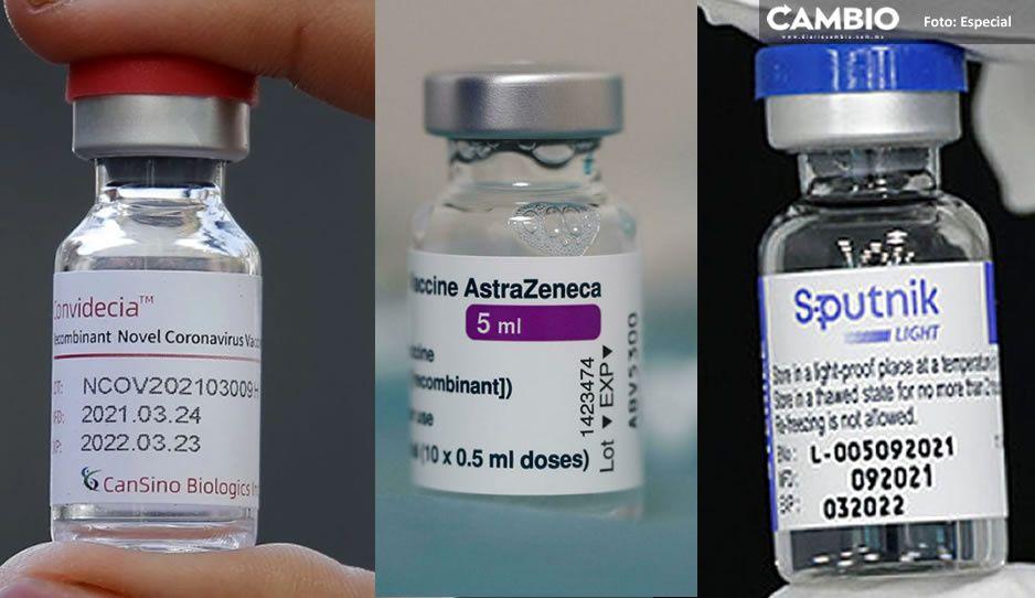 CanSino no debe combinarse con otras vacunas porque se desconocen los efectos: SSA