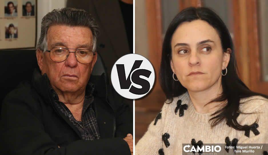Maurer saca su lado misógino y se lanza vs Della Vecchia: le dice esquizofrénica (VIDEOS)