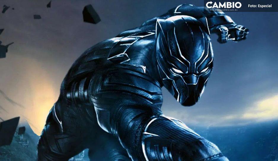 ¡Fanáticos de Marvel! Marvel reveló el título oficial y logo Black Panther 2 (VIDEO)