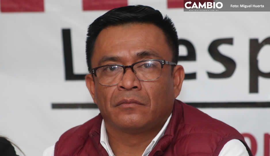 Confirma Garmendia que CEN tiene dos semanas para definir dirigente de Puebla
