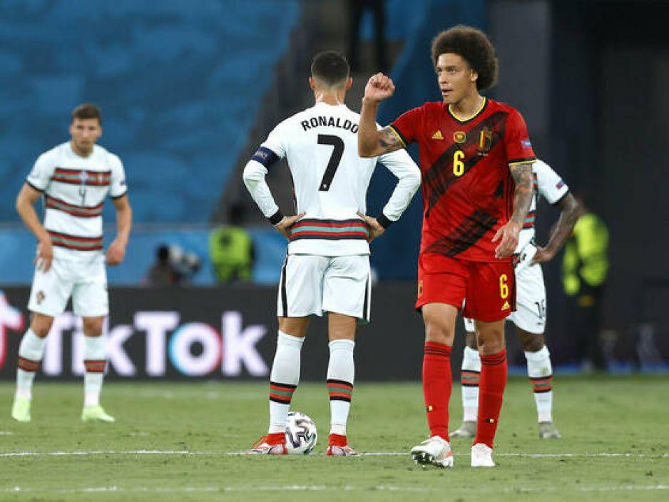 ¡No penal, no party! Cristiano Ronaldo eliminado de la Euro por los belgas (VIDEO)
