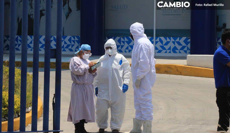 Para este 13 de abril Puebla registra 90 casos y 22 defunciones por COVID