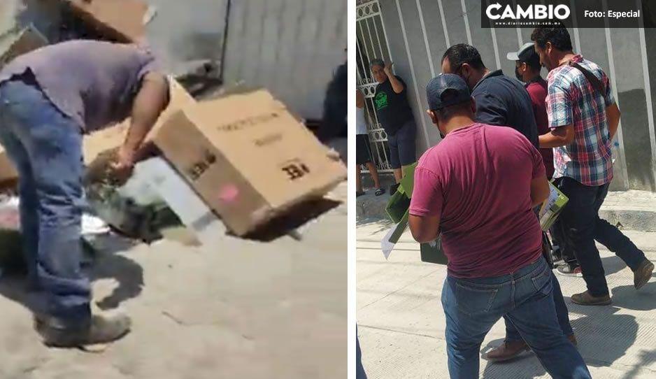 Miércoles negro: 25 municipios registraron quema de boletas y robo de urnas durante recuento de votos