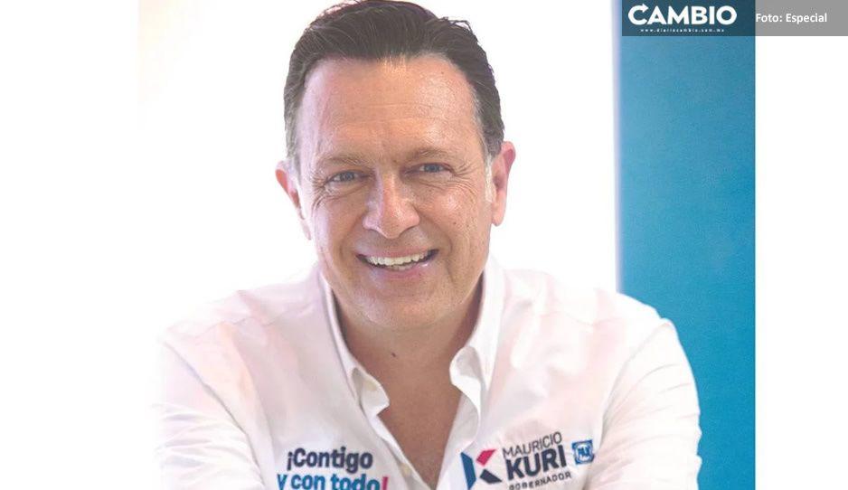 El panista Mauricio Kuri aventaja en Querétaro; refiere encuesta de salida