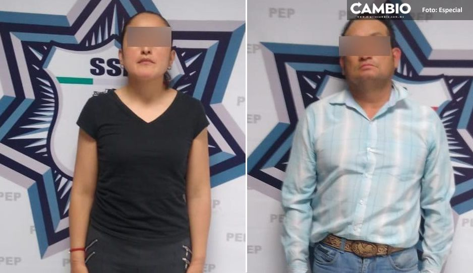 De regidora a narcomenudista: Detienen a funcionaria de Tetela en compañía de líder mafioso