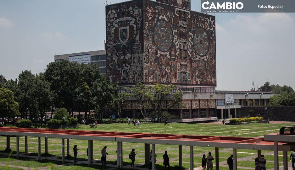 """La UNAM le responde a AMLO tras reclamos del """"regreso a clases presenciales"""""""