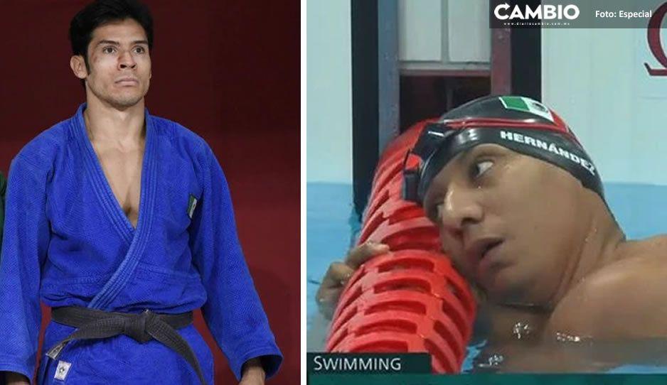 México gana medalla de oro y bronce en natación y judo en Paralímpicos Tokio 2020