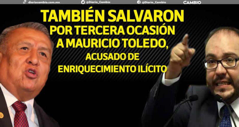 División en Morena y votos del PT, PRIANRD y MC salvan del desafuero a Saúl Huerta