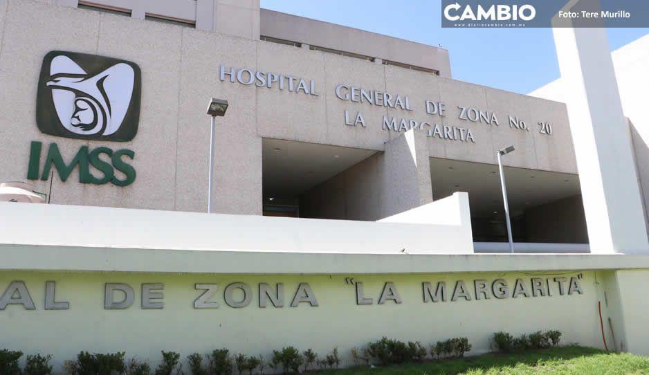 IMSS habilitará más de 300 camas con la construcción y ampliación de hospitales en Puebla