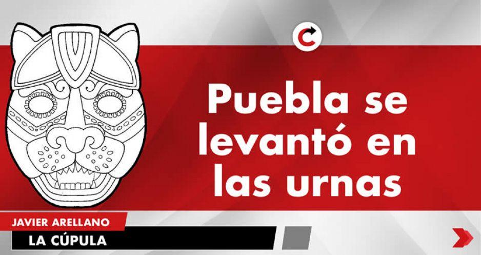 Puebla se levantó en las urnas