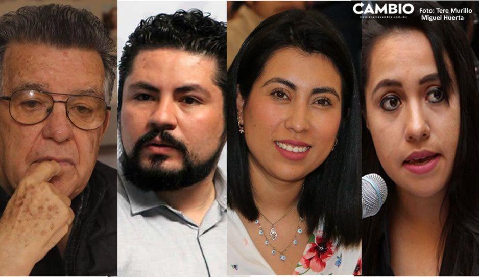Carambola en Morena: sacrifican a Maurer e Iván Camacho, suben a Nora y a Lizeth Mejorada