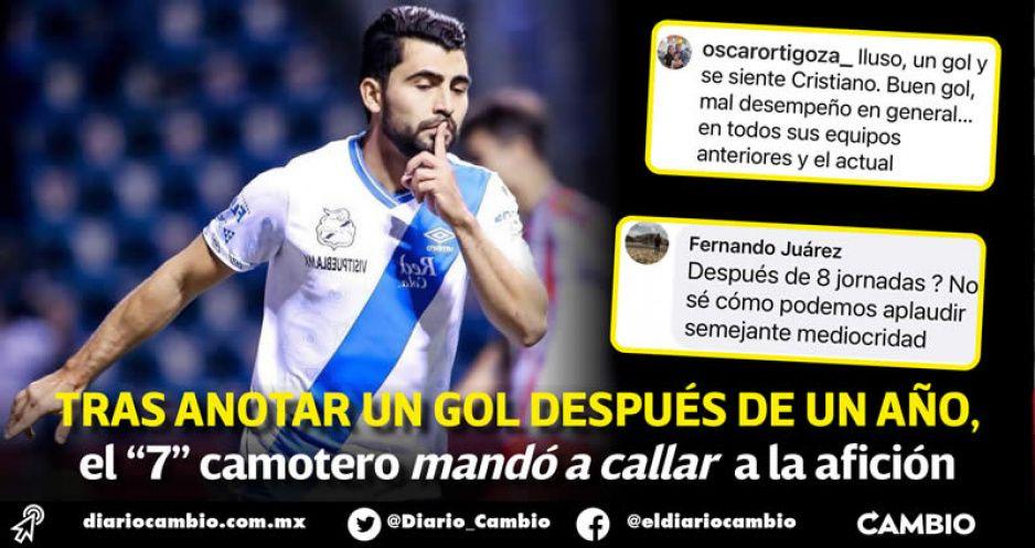 Llueven críticas en contra de Amaury Escoto por polémico festejo en contra de la afición (VIDEO)