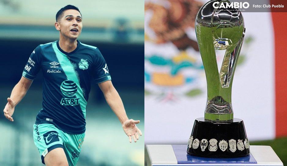 Sueño con que El Puebla sea campeón para darle alegría a la afición: Salvador Reyes