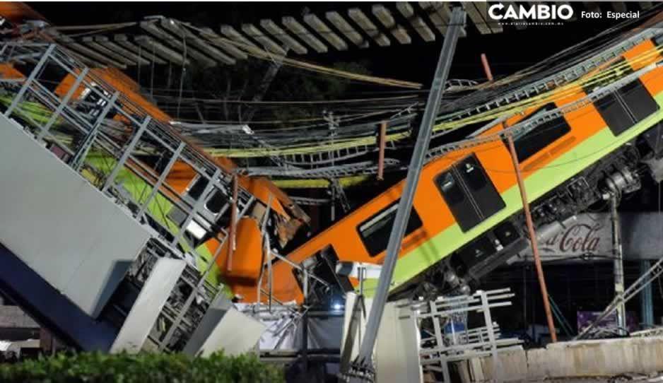 Gobierno de CDMX dará un millón de pesos a familiares de víctimas de la Línea 12