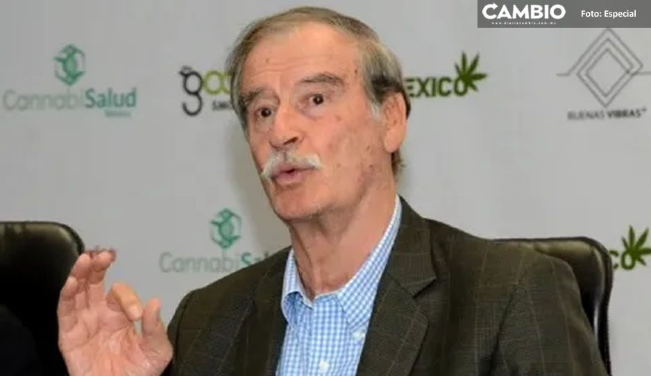 Vicente Fox explota vs ciudadanos; llama pendej@s a los que participarán en consulta popular