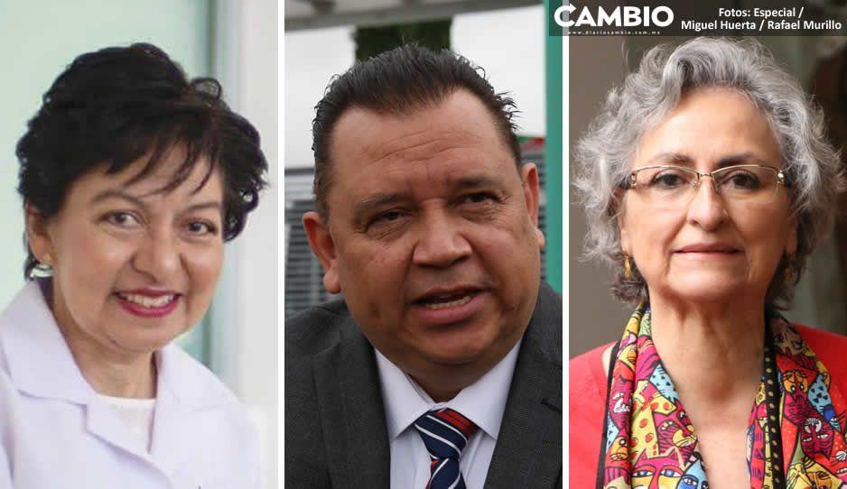Consejo Universitario recibirá a los tres candidatos a rectoría el próximo viernes