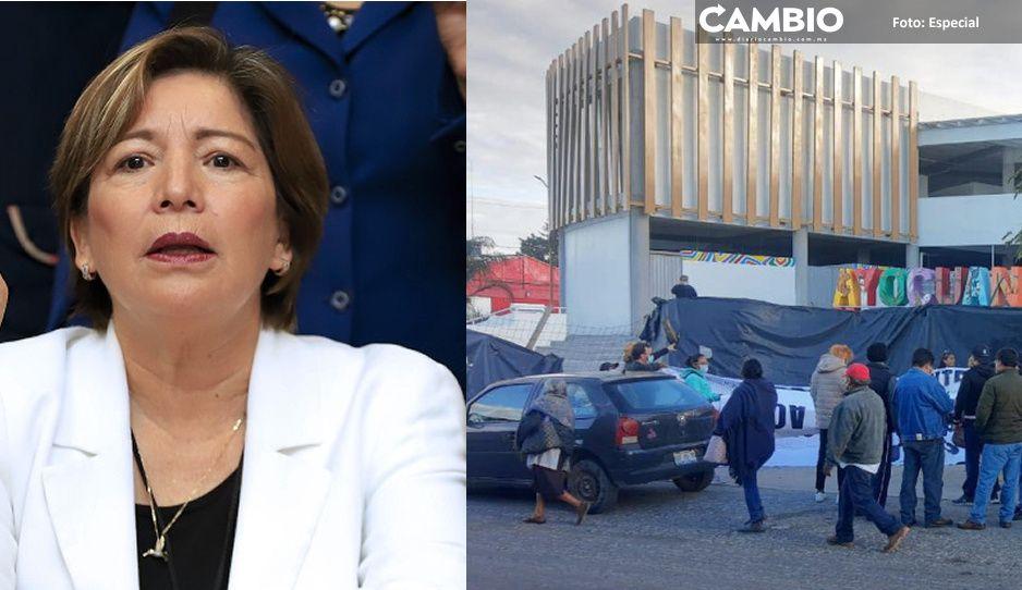 ¡Marisol saca su lado oscuro! Mandará grupos de choque con todo y pistolas contra manifestantes