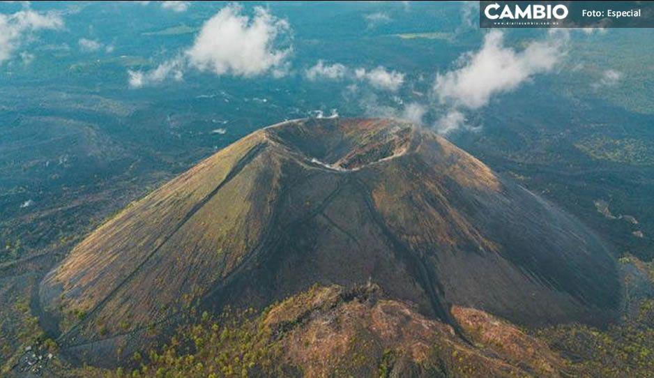 UNAM advierte nacimiento de un volcán ¡checa en dónde!