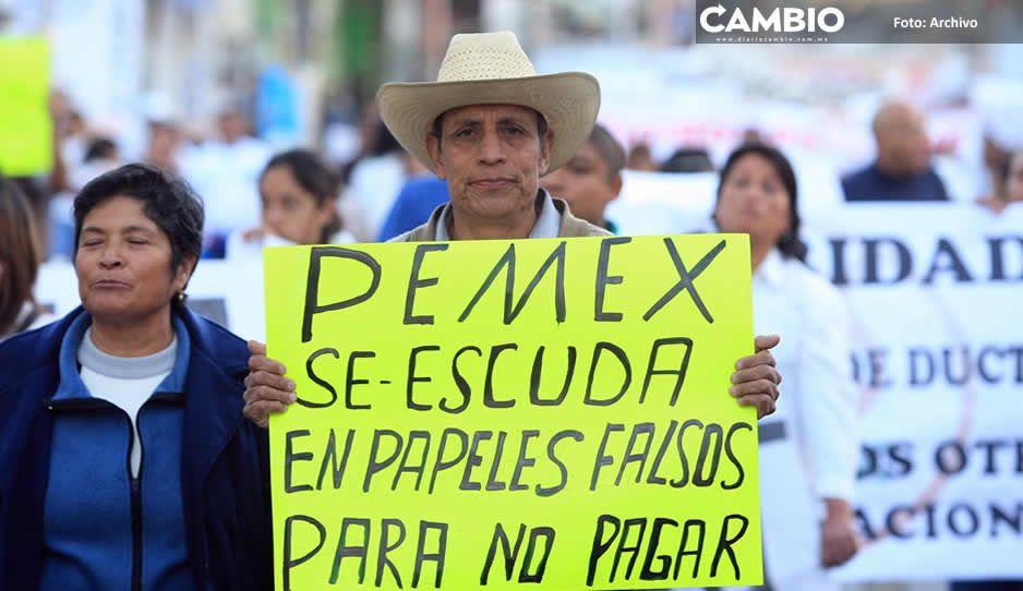 FGR reinicia investigación por explosión de ductos de Pemex en San Martín Texmelucan