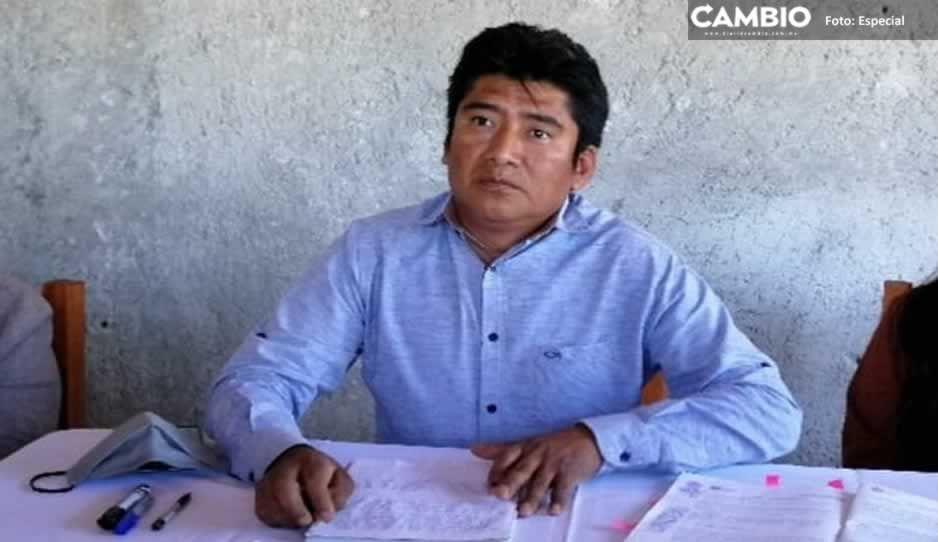 Contraloría de Tehuacán tiene 10 días para analizar restitución de edil de Coapan tras ganar amparo