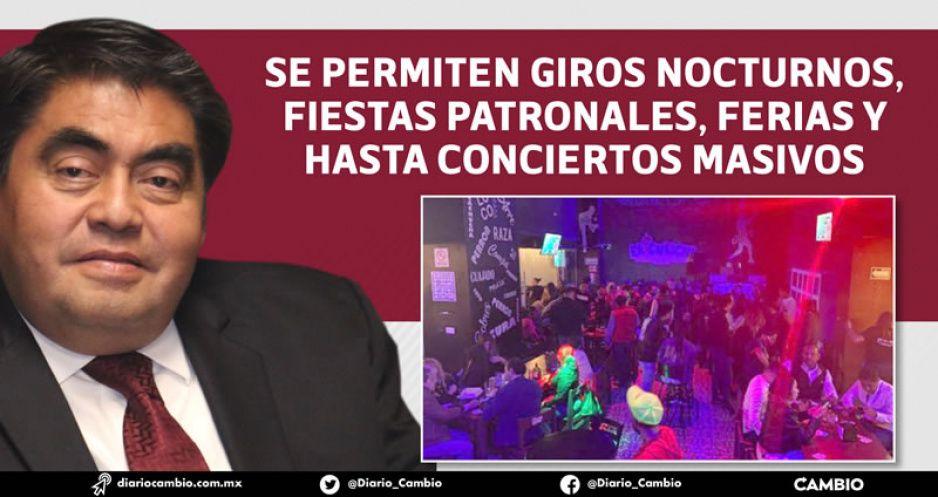 Es oficial: reapertura total para todo tipo de negocios en Puebla (VIDEO)
