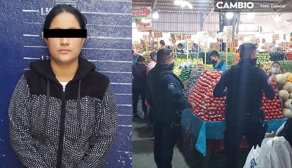 Cae integrante de Las Bigotonas; se dedicaba al robo de transeúntes en Tehuacán