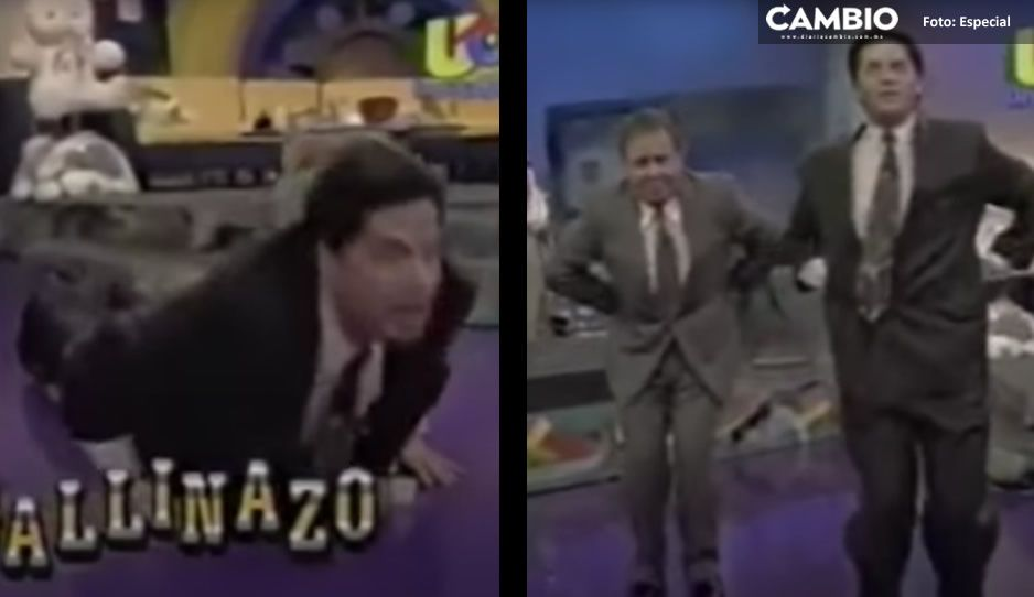 """Reviven VIDEO de """"El Gallinazo"""", tras revelación de Mario Bezares sobre la bolsita que se le cayó"""