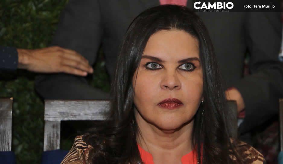 Norma Layón no puede con la seguridad pública en San Martín Texmelucan