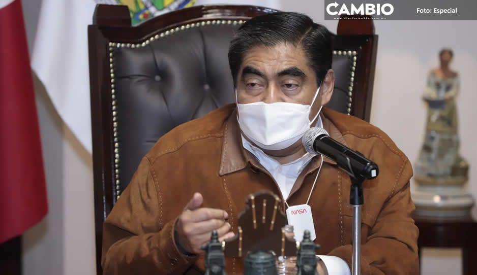 El gobierno estatal tendrá estrecha colaboración con la BUAP: Barbosa (VIDEOS)